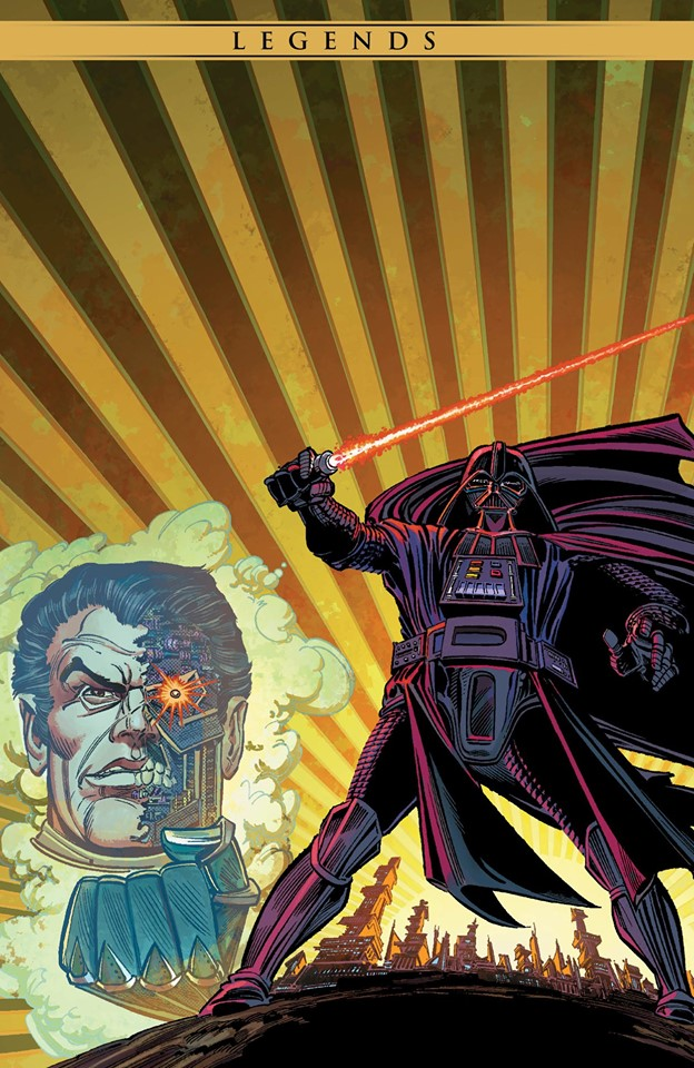 Star Wars 108 (Legends) - Remaster Variant (Carmine Infantino)