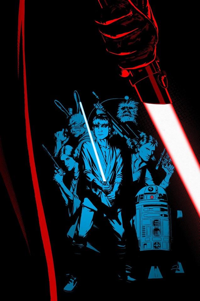 Star Wars 108 (Legends) - John Tyler Christopher Variant