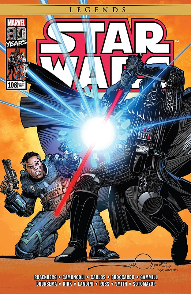 Star Wars: Forever Crimson Chapter 1, The Legend of Valance the Hunter