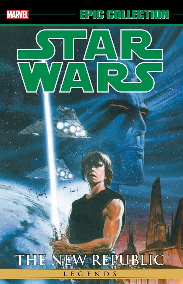 Star Wars Legends Epic Collection: The New Republic Volume 4