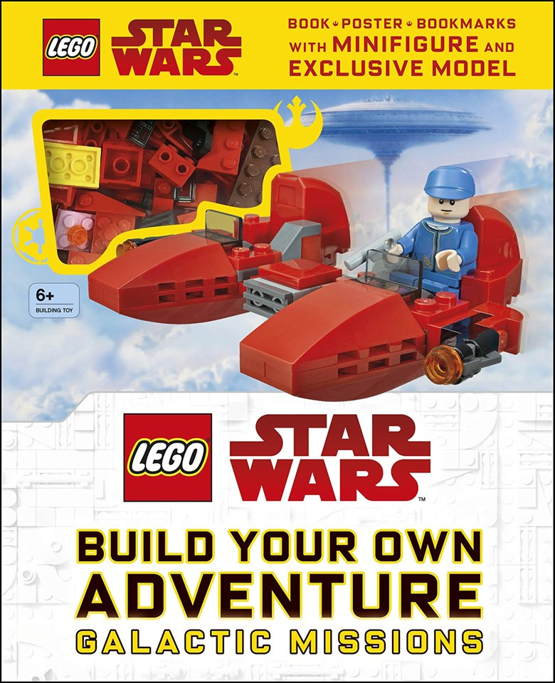Lego Star Wars: Build Your Own Adventure - Galactic Missions