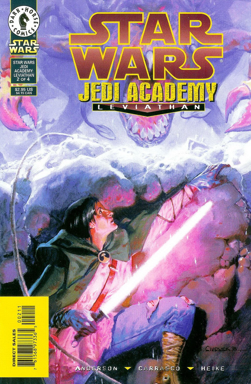 Star Wars Jedi Academy: Leviathan 2