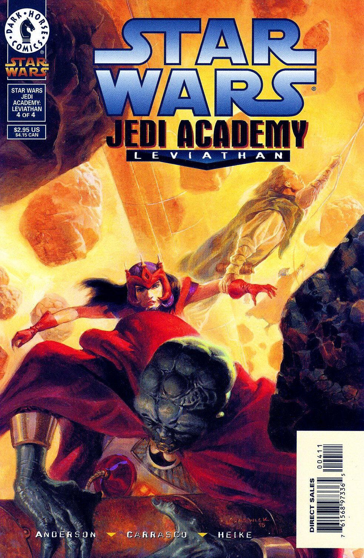 Star Wars Jedi Academy: Leviathan 4