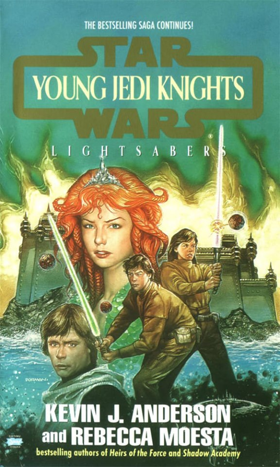 Star Wars Young Jedi Knights: Lightsabers