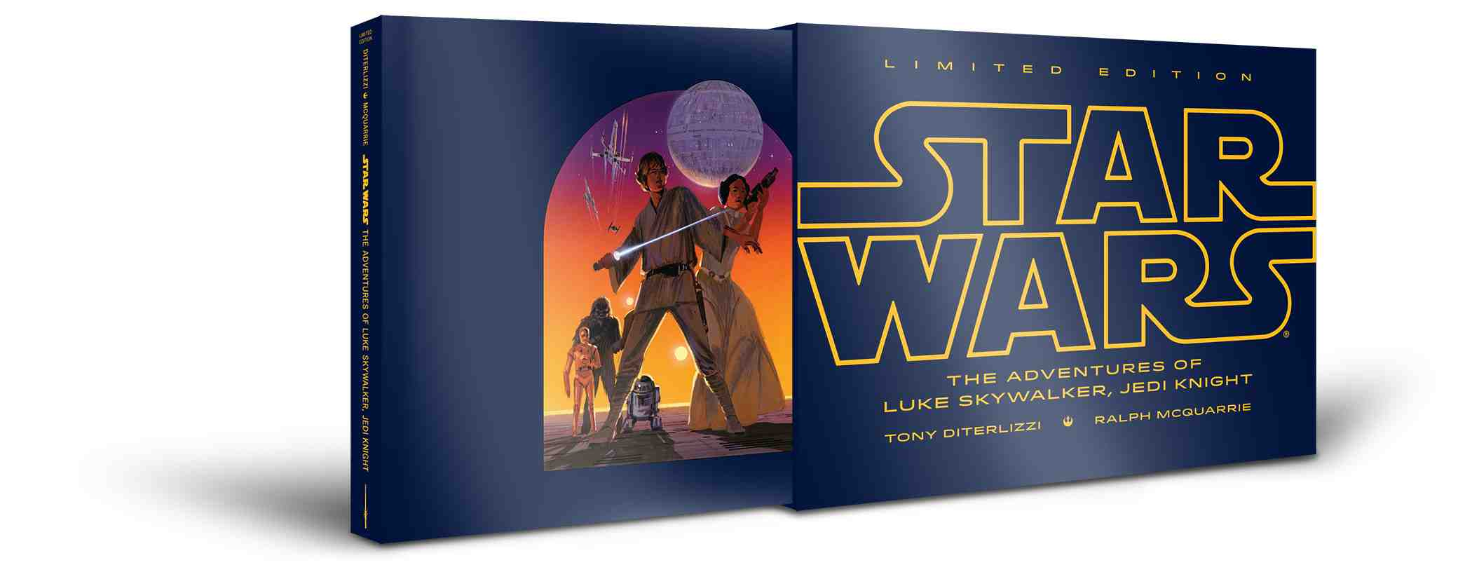 Star Wars: The Adventures of Luke Skywalker, Jedi Knight (Deluxe Edition)
