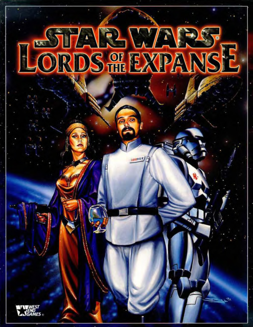 Star Wars: Lords of the Expanse