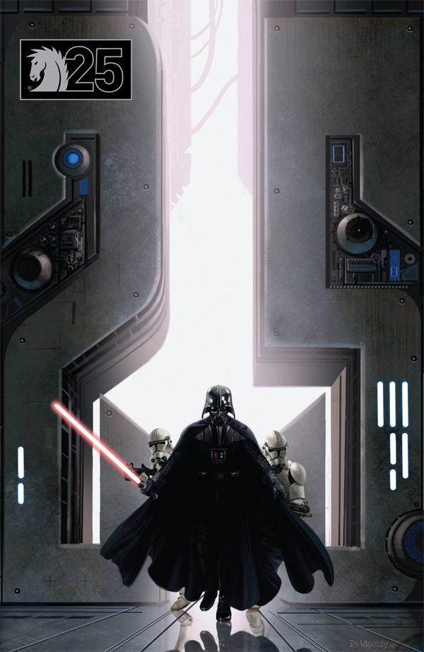 Star Wars: Darth Vader and the Lost Command 1 (Variant Cover)