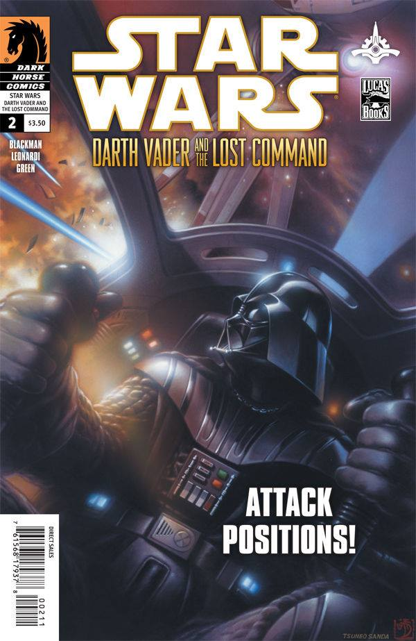 Star Wars: Darth Vader and the Lost Command 2