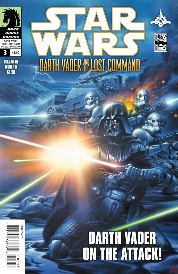 Star Wars: Darth Vader and the Lost Command 3