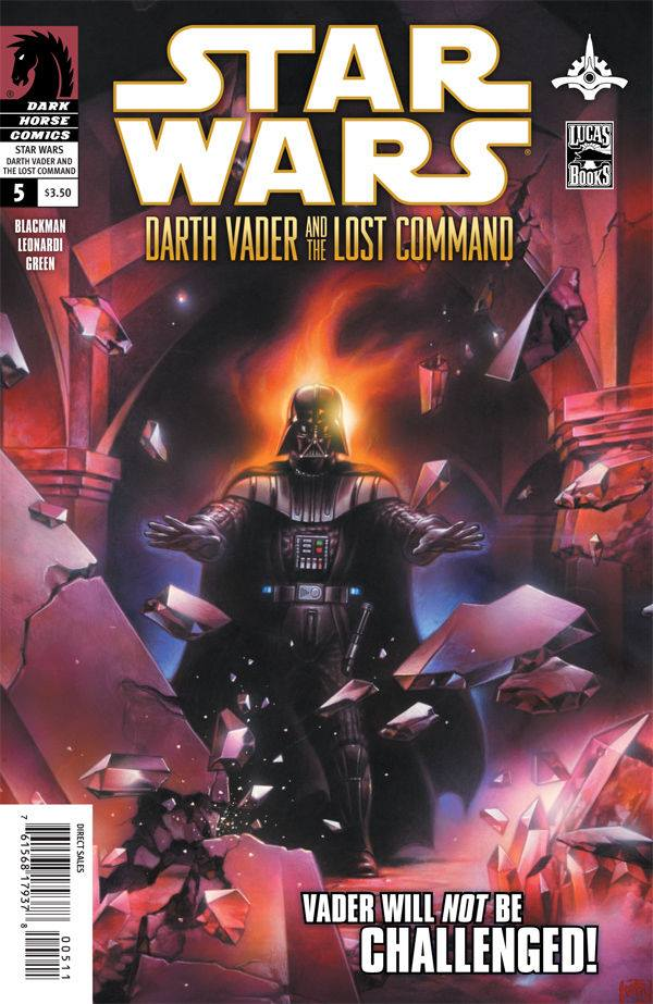 Star Wars: Darth Vader and the Lost Command 5