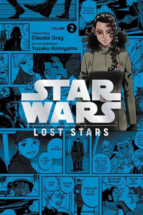 Star Wars: Lost Stars Vol. 2 (manga)
