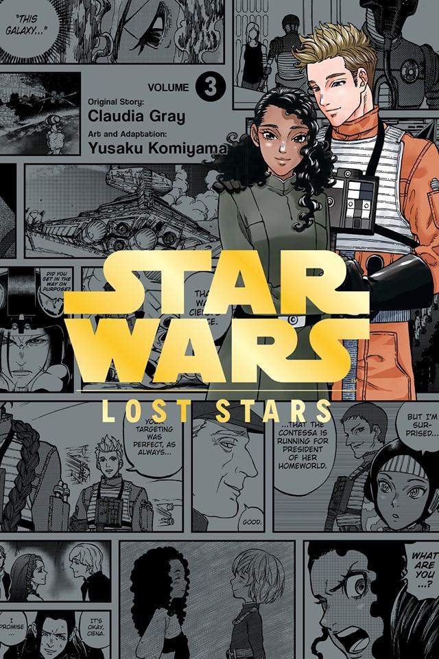 Star Wars: Lost Stars Vol. 3 (manga)