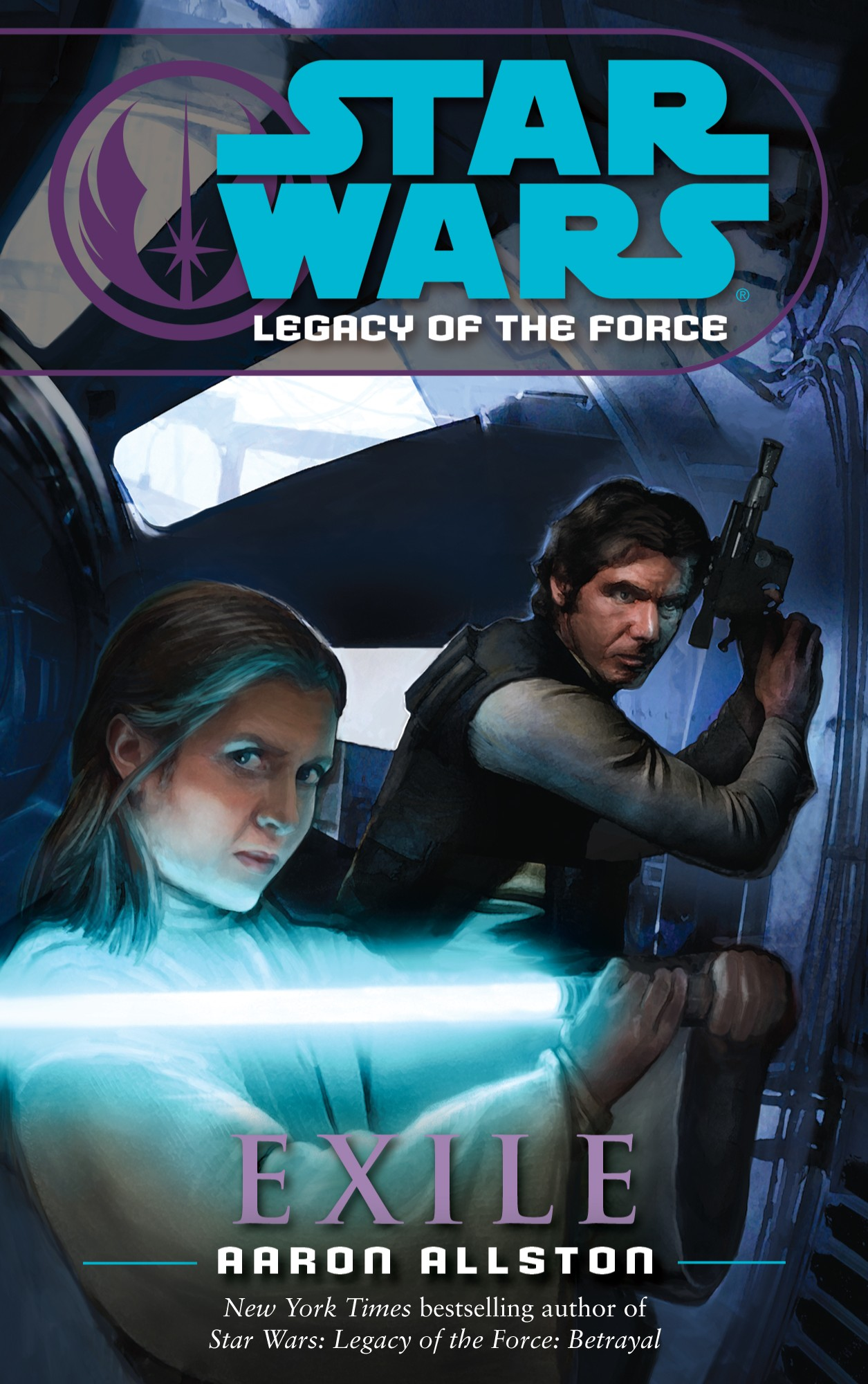 Star Wars Legacy of the Force: Exile