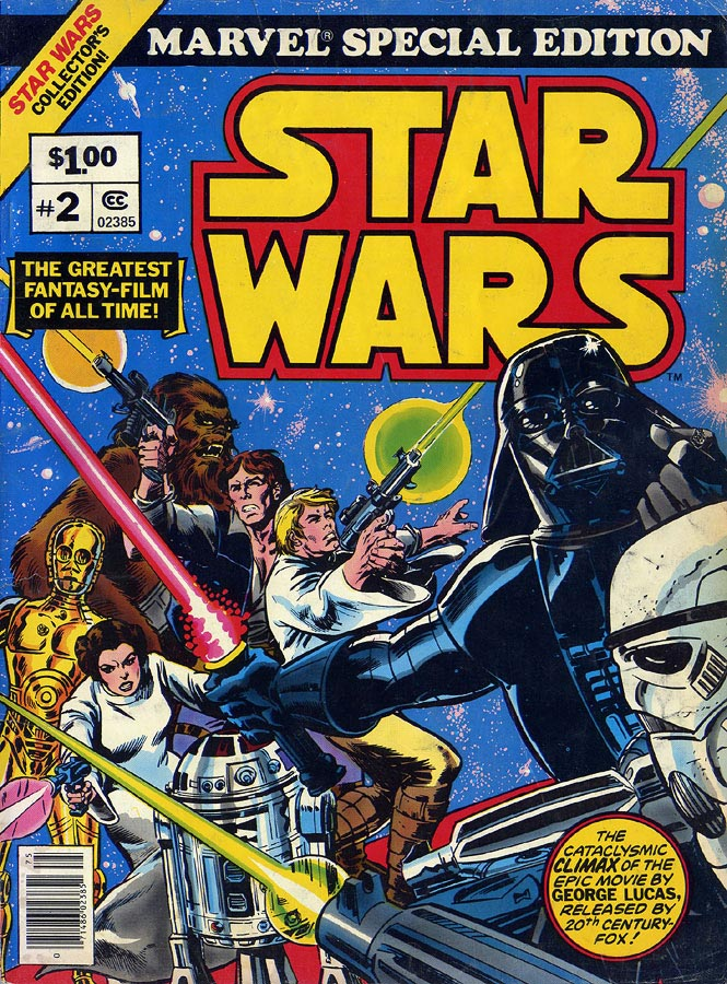 Star Wars (Marvel Special Edition #2)