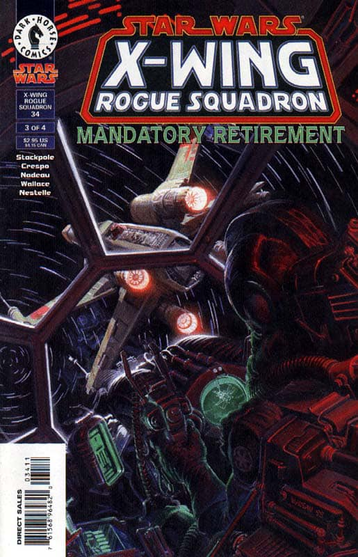 Star Wars X-Wing Rogue Squadron 34
