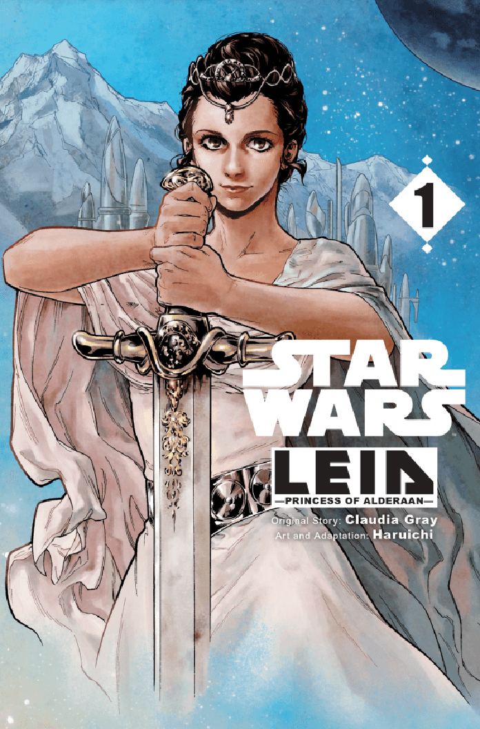Star Wars: Leia - Princess of Alderaan (manga)