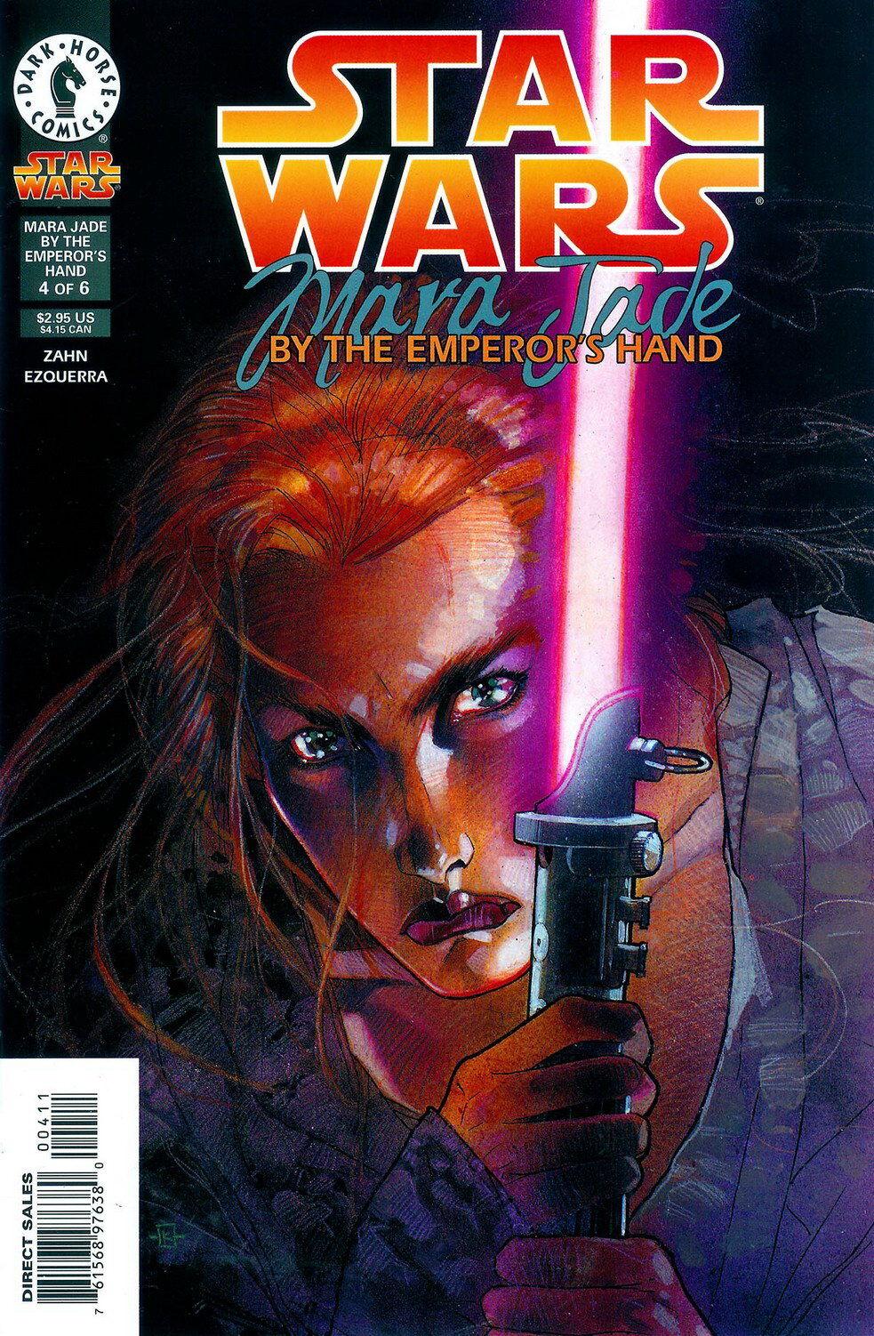 Star Wars Mara Jade: By the Emperor's Hand 4