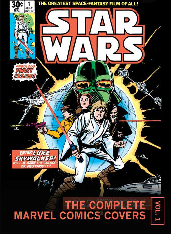 Star Wars: The Complete Marvel Covers Vol. 1