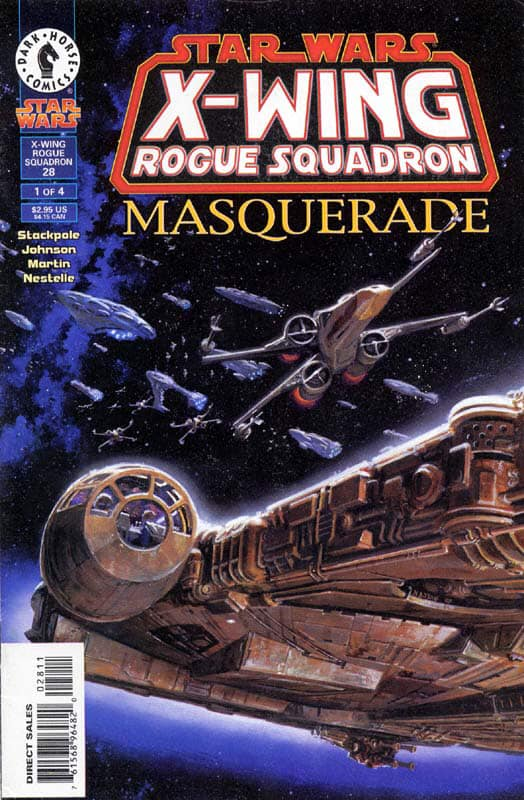 Star Wars X-Wing Rogue Squadron: Masquerade
