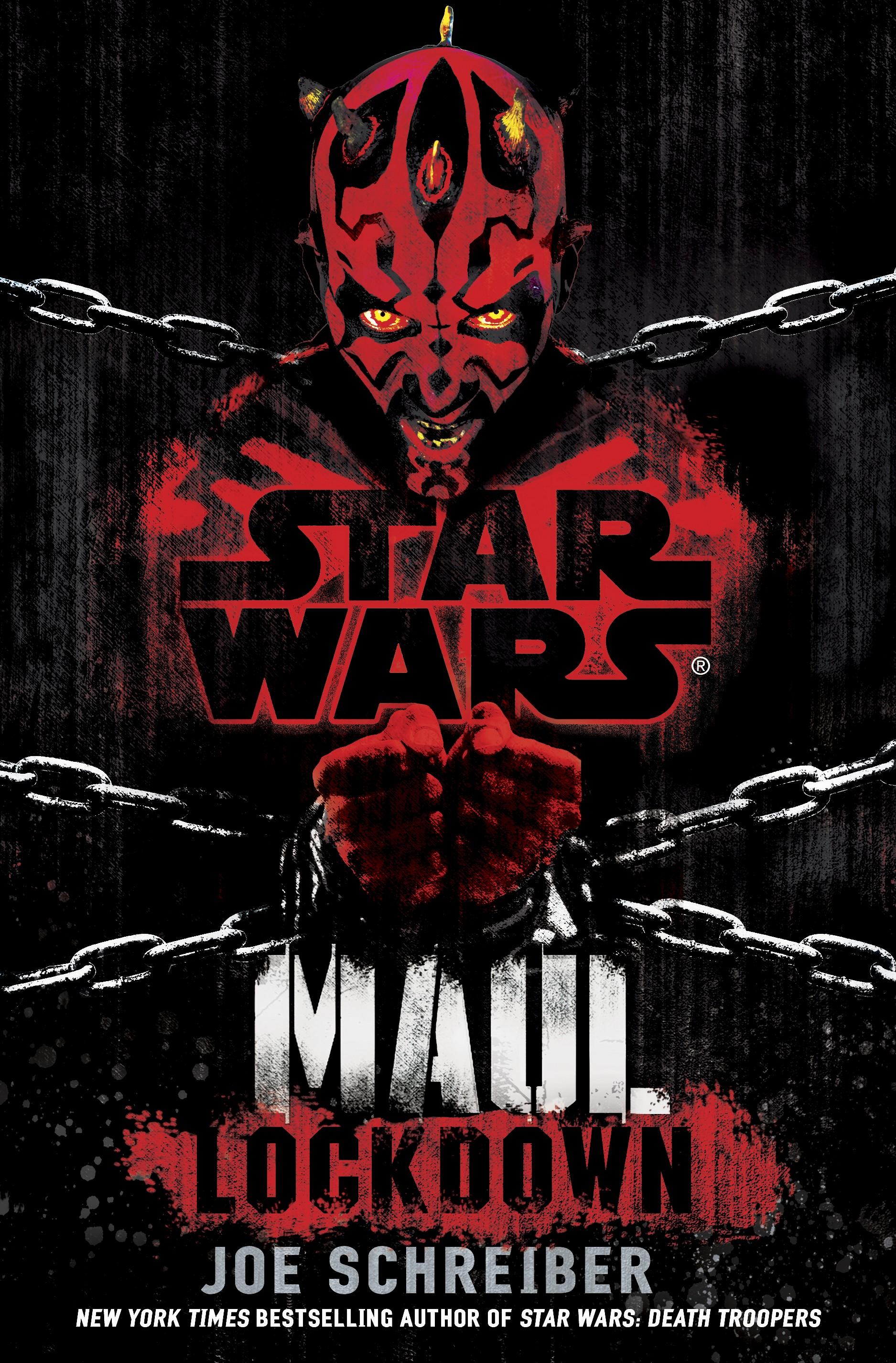 Star Wars Maul: Lockdown