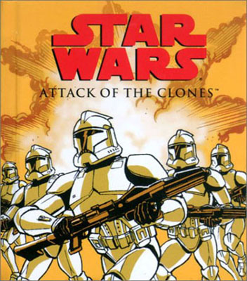 Star Wars Episode II: Attack of the Clones (Mighty Chronicles)