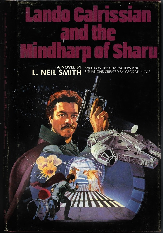 Lando Calrissian and the Mindharp of Sharu (First Release)