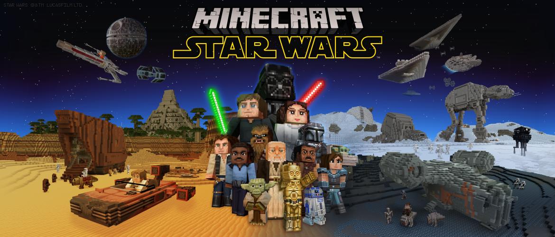 Minecraft Star Wars Expansion