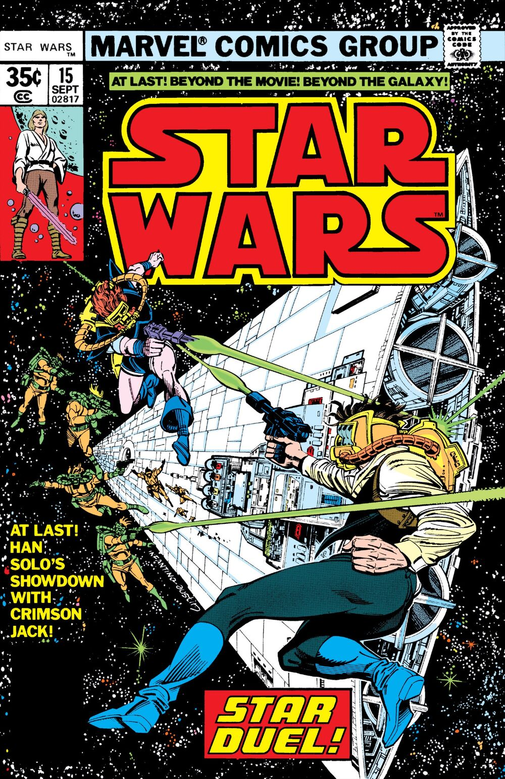 Star Wars 15 (Marvel 1977)