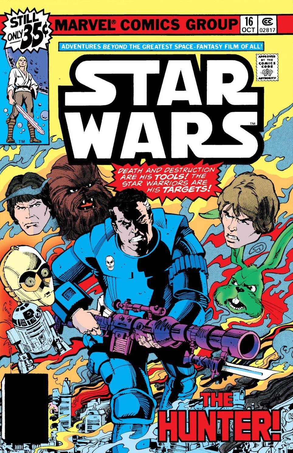Star Wars: The Hunter