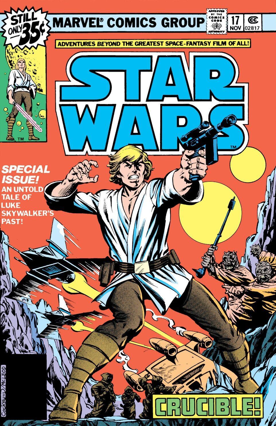 Star Wars: Crucible (comic)