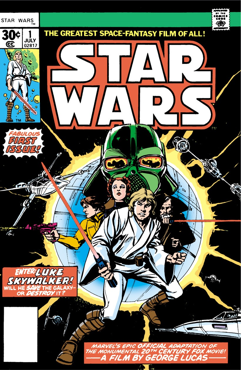 Star Wars 1 (Marvel 1977)