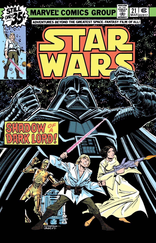 Star Wars 21 (Marvel 1977)