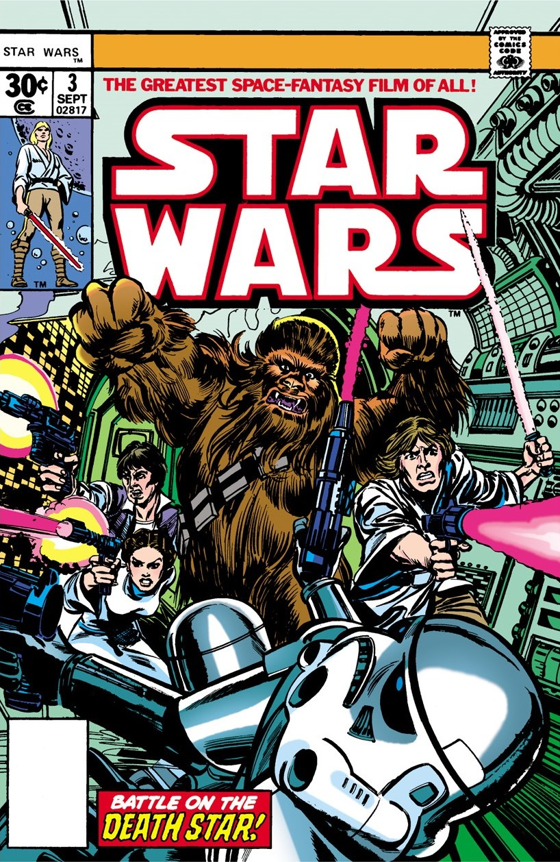 Star Wars 3 (Marvel 1977)