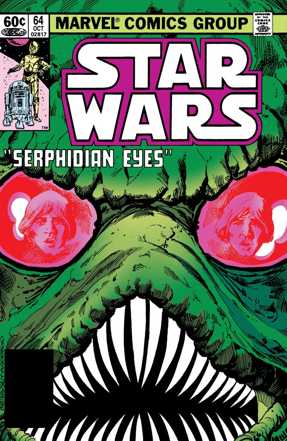 Star Wars: Serphidian Eyes