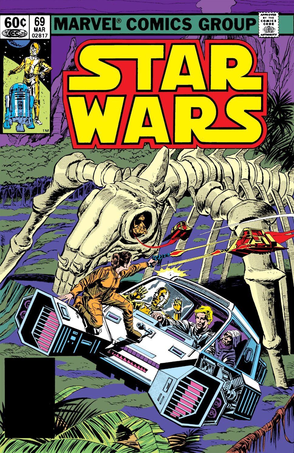 Star Wars: Death in the City of Bone
