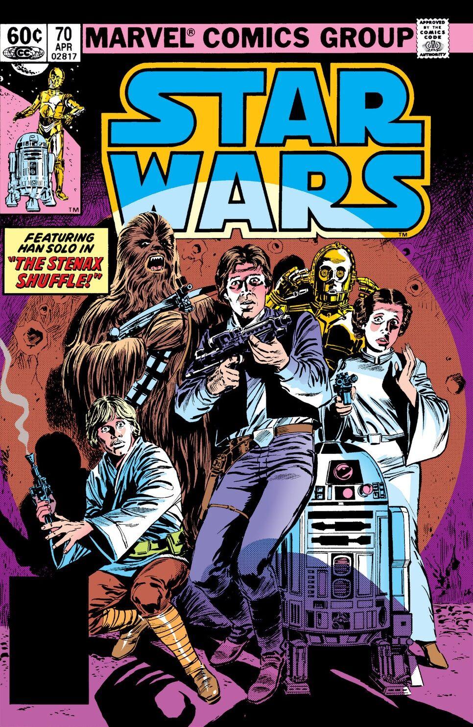 Star Wars: The Stenax Shuffle
