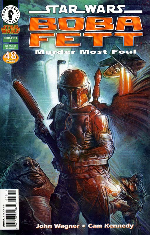 Star Wars Boba Fett: Murder Most Foul