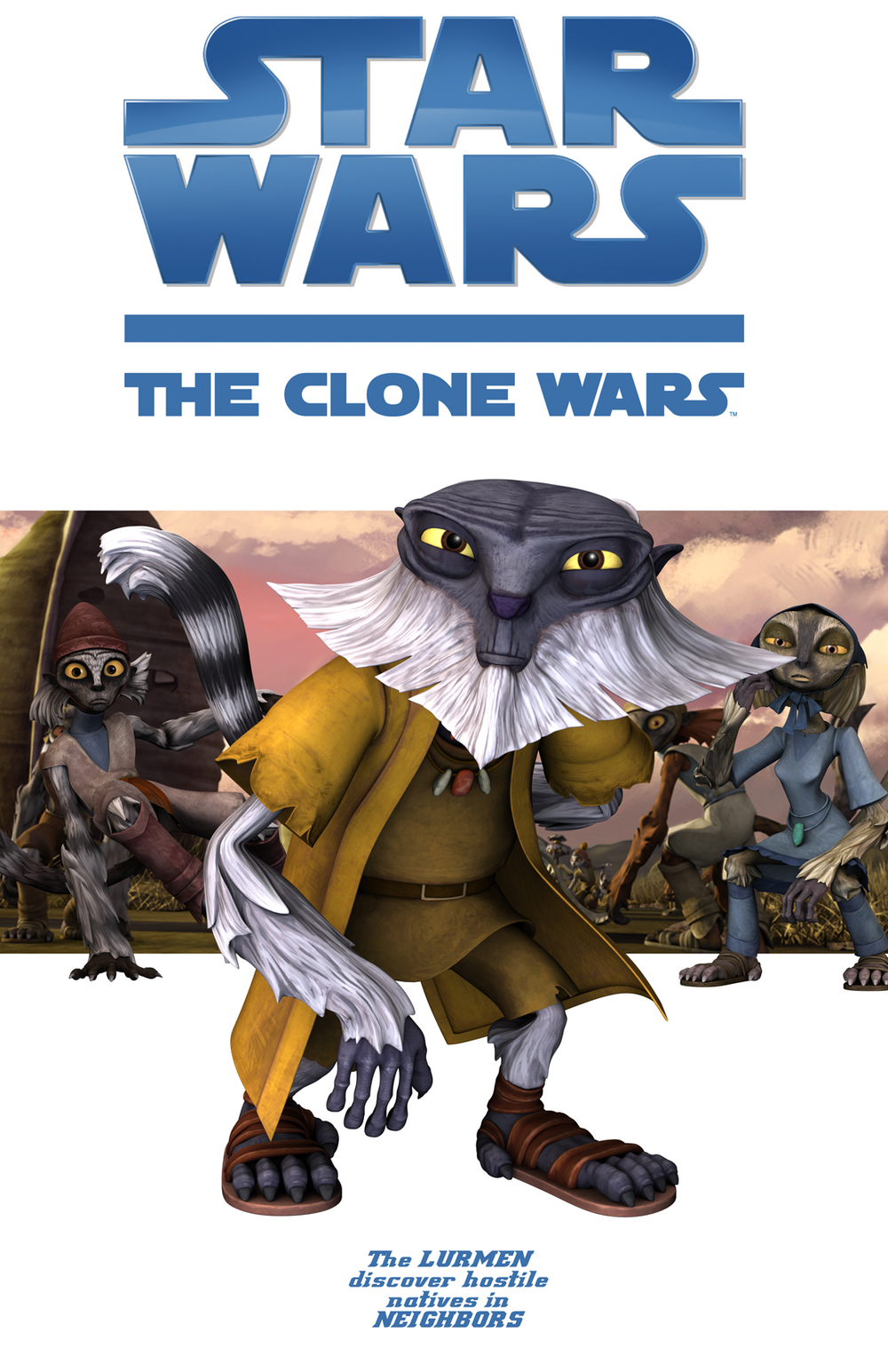 Star Wars The Clone Wars: Neighbors