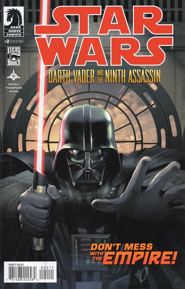 Star Wars: Darth Vader and the Ninth Assassin 2