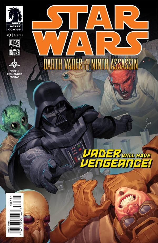 Star Wars: Darth Vader and the Ninth Assassin 3