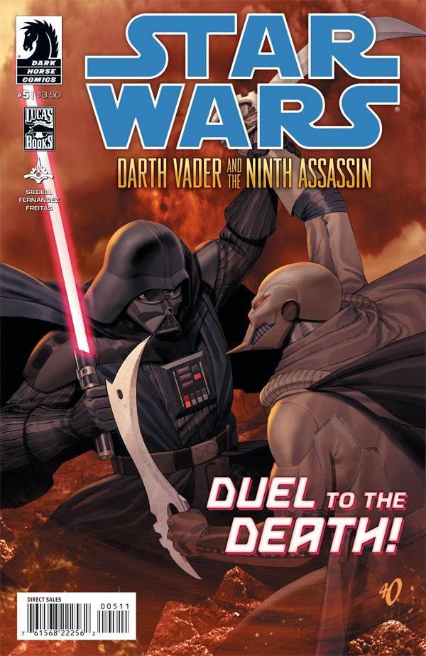 Star Wars: Darth Vader and the Ninth Assassin 5