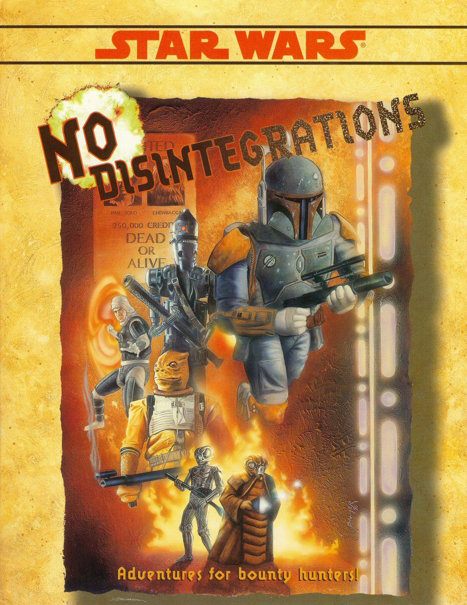 Star Wars: No Disintegrations