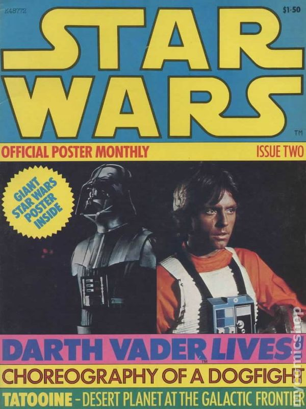 Star Wars Official Poster Monthly 2