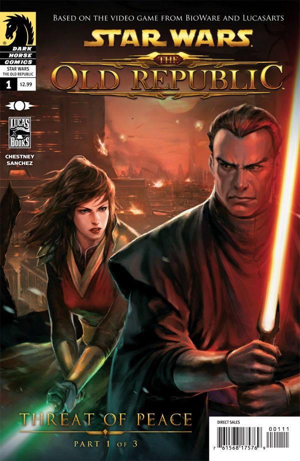 Star Wars: The Old Republic 1 - ATTIK Variant