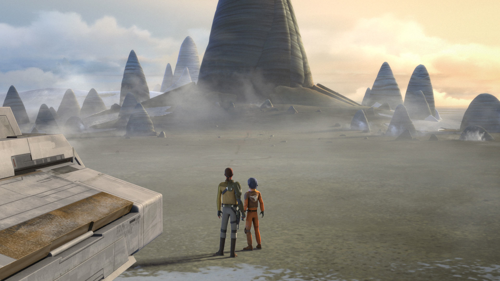 Star Wars Rebels: Path of the Jedi