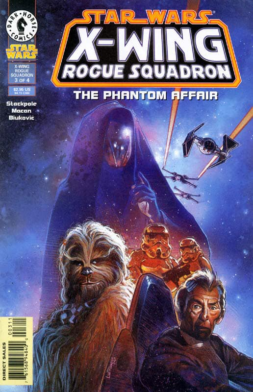 Star Wars X-Wing Rogue Squadron 7