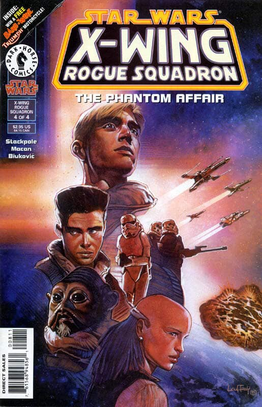 Star Wars X-Wing Rogue Squadron 8