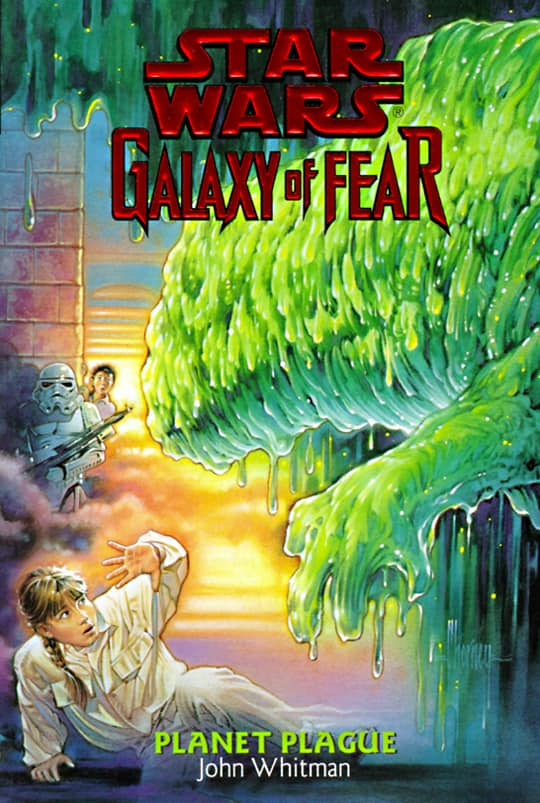 Star Wars Galaxy of Fear: Planet Plague