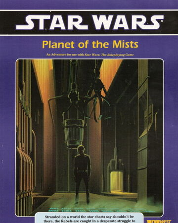 Planet of the Mists: A Star Wars Adventure