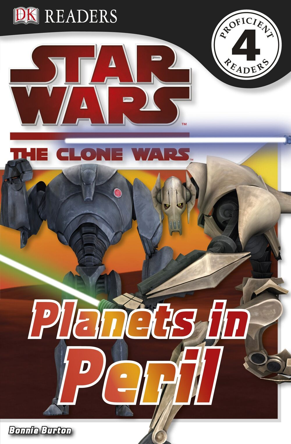 Star Wars The Clone Wars: Planets in Peril